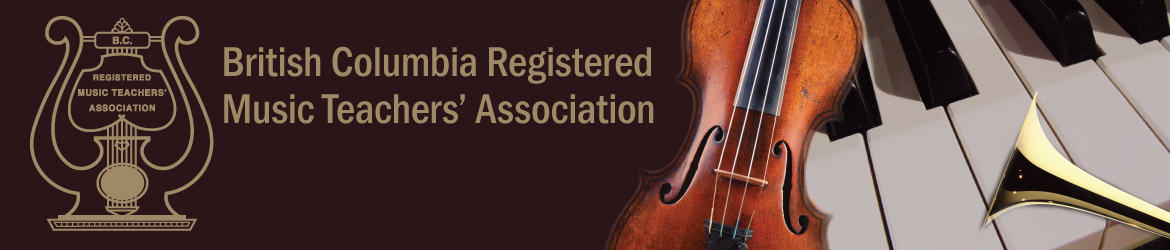 BC Registered Music Teachers' Association