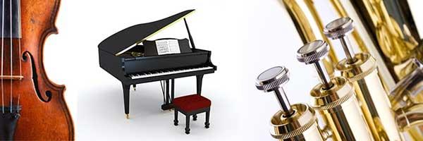 Violin - Piano - Valves